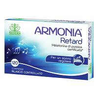 Armonia retard 1mg 120 cpr integratore melatonina