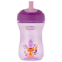 Chicco tazza advanced rosa 12mesi+