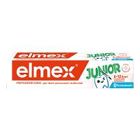 ELMEX Dentifricio Junior 75ml con fluoruro amminico