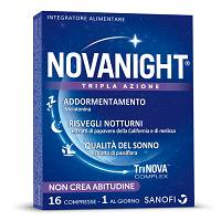 Novanight 16 compresse