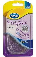 Scholl party feet tallone scarpe basse 1 paio