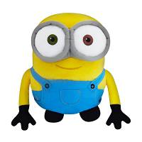 Warmies peluche riscaldante - Minion Bob