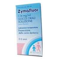 ZYMAFLUOR*OS GTT FL 20ML