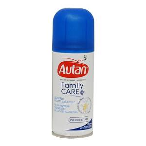 Autan family care: spray secco, repellente insetti, zanzare. Spray 100 ml