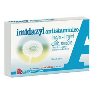 IMIDAZYL ANTIST Collirio 10 ml